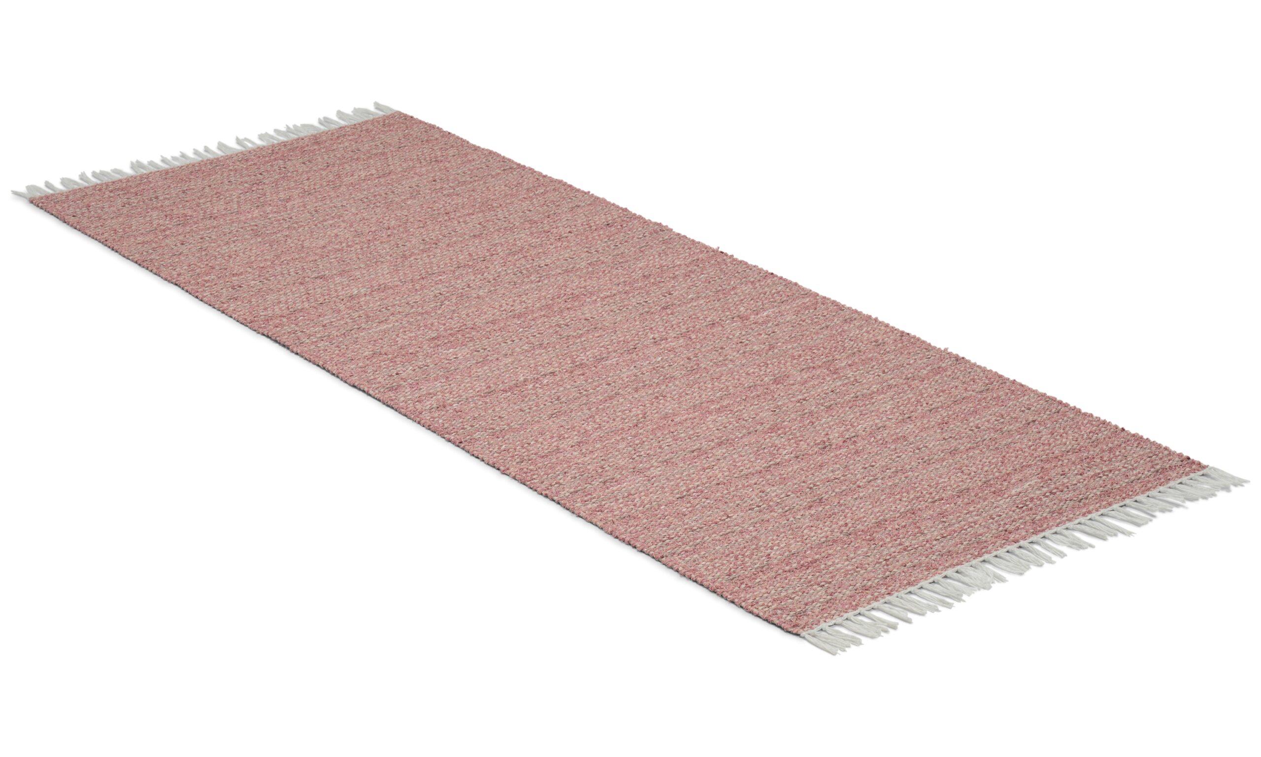 Svea mix rosa - plast- og garnteppe