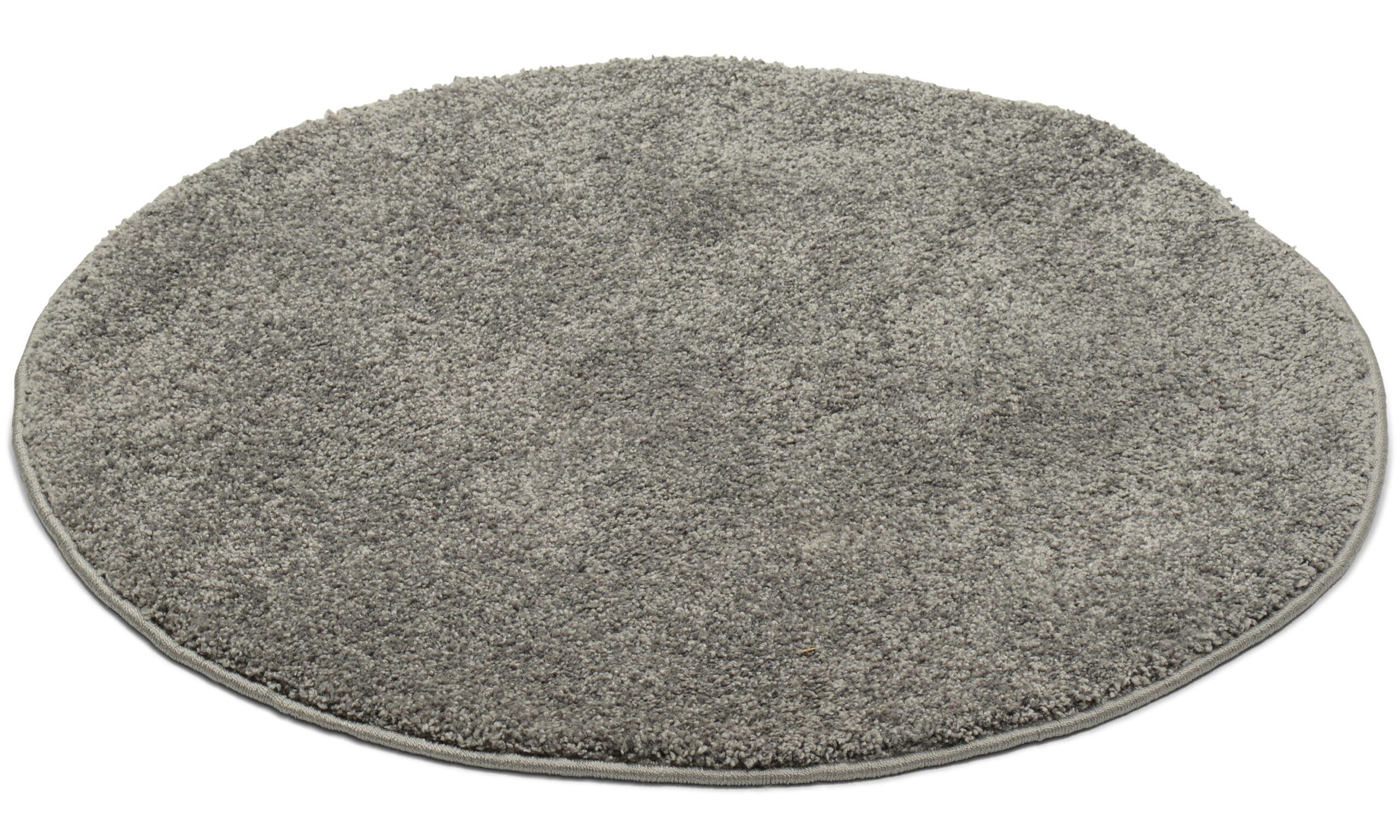 Elegance grå - maskinvevd teppe