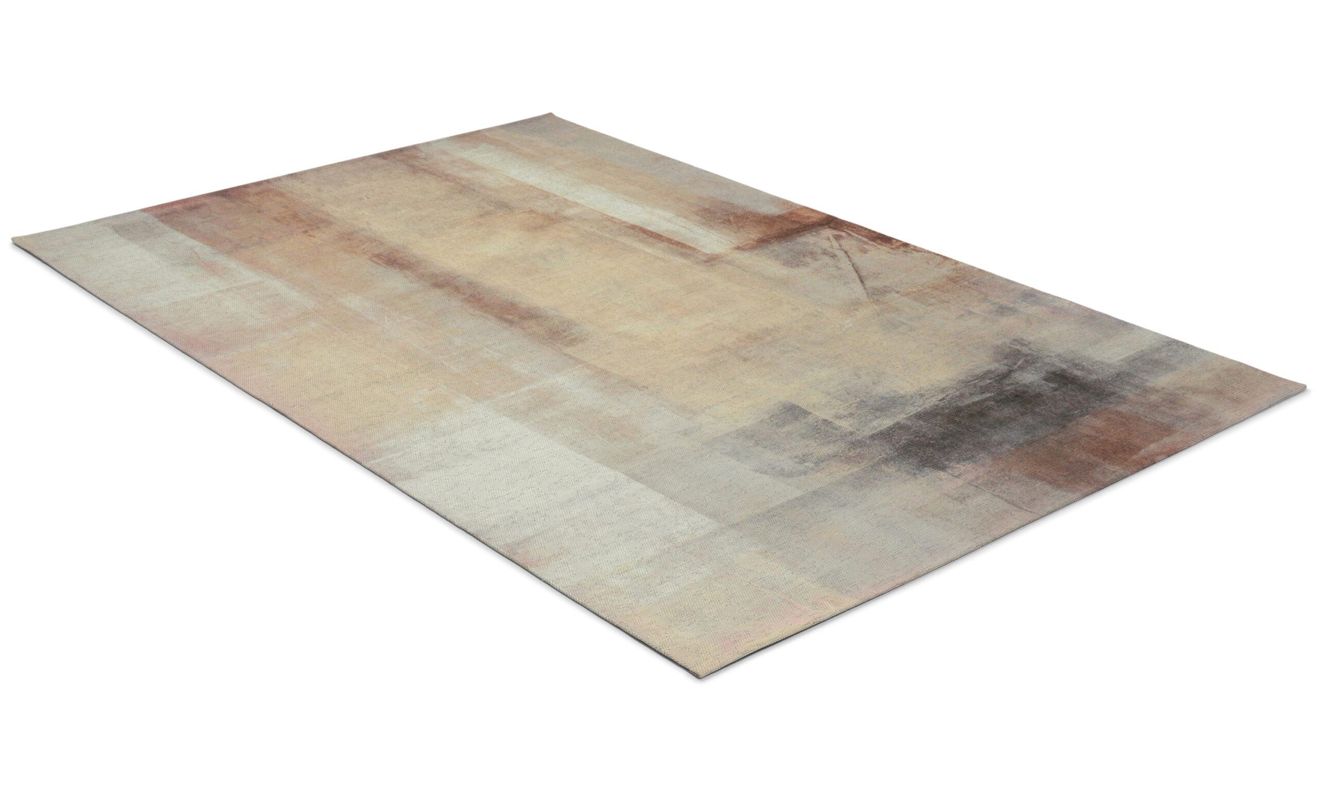 Primera art beige/multi - flatvevd teppe