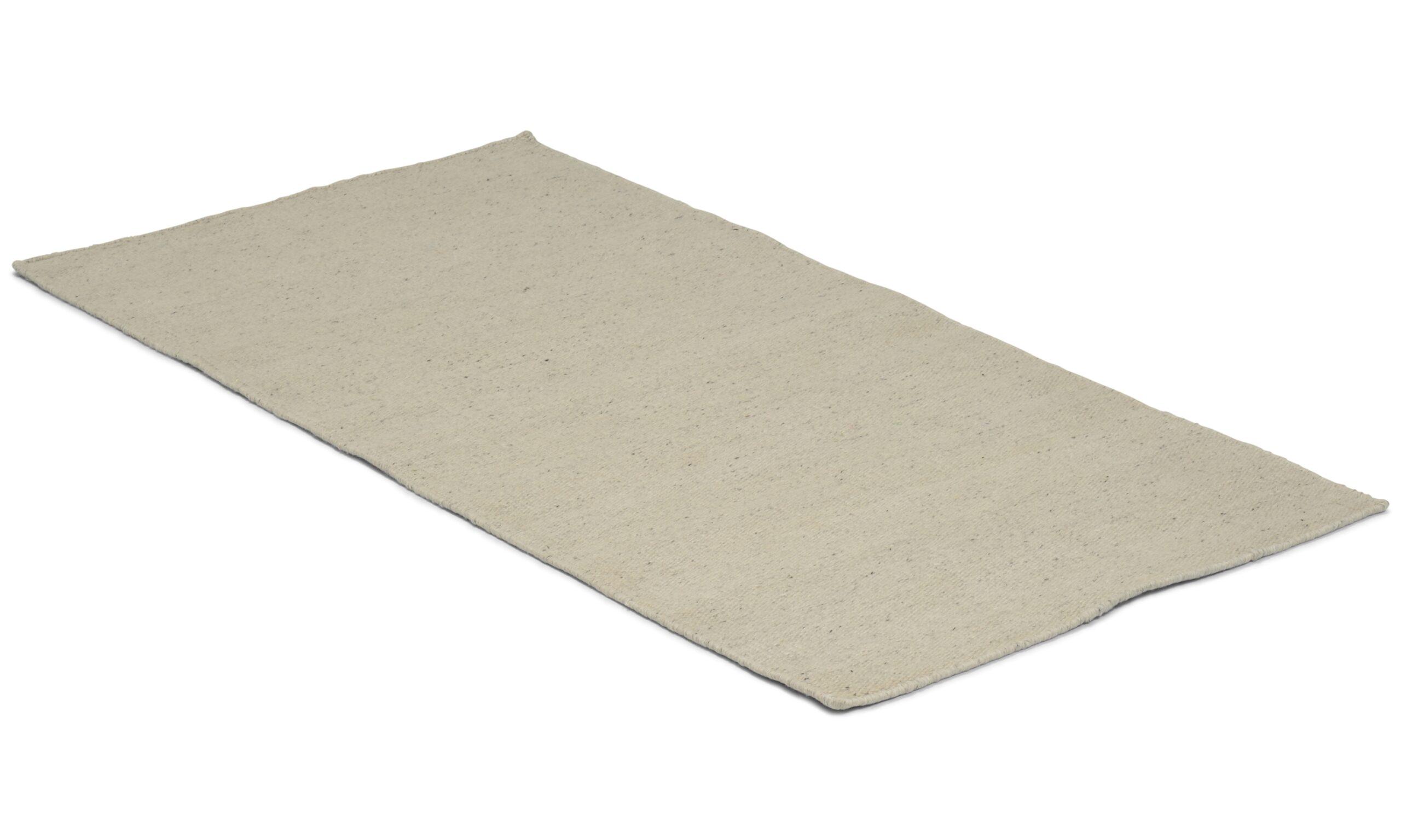 Basel grå - PET yarn-teppe