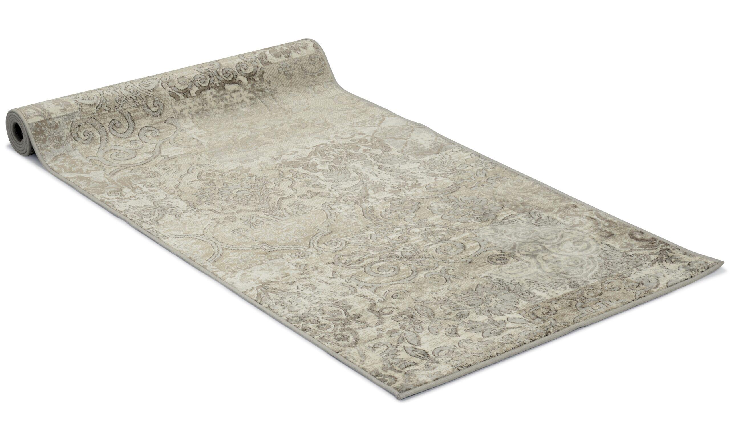 Granada grå - gulvteppe i metervare