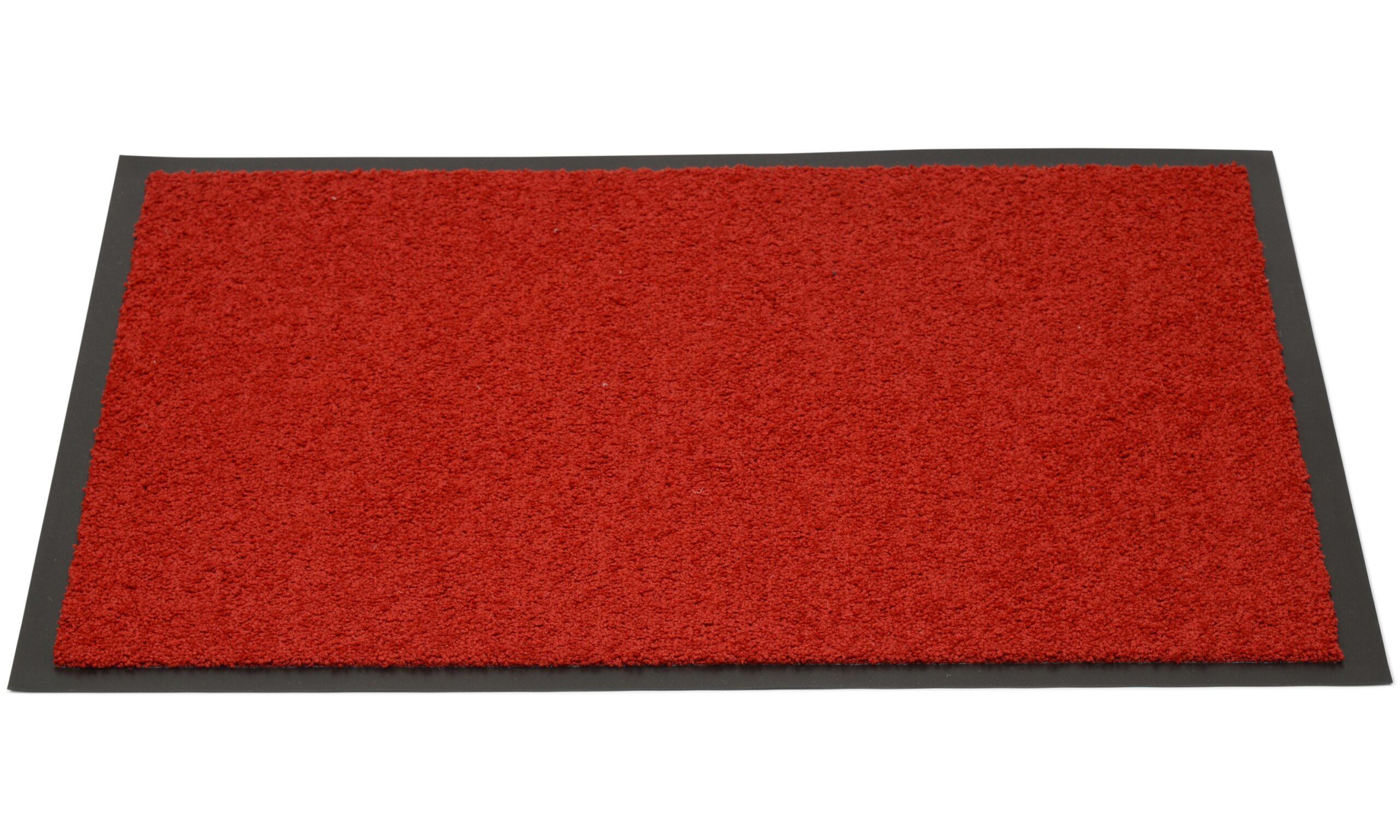 Everest rød - dørmatte