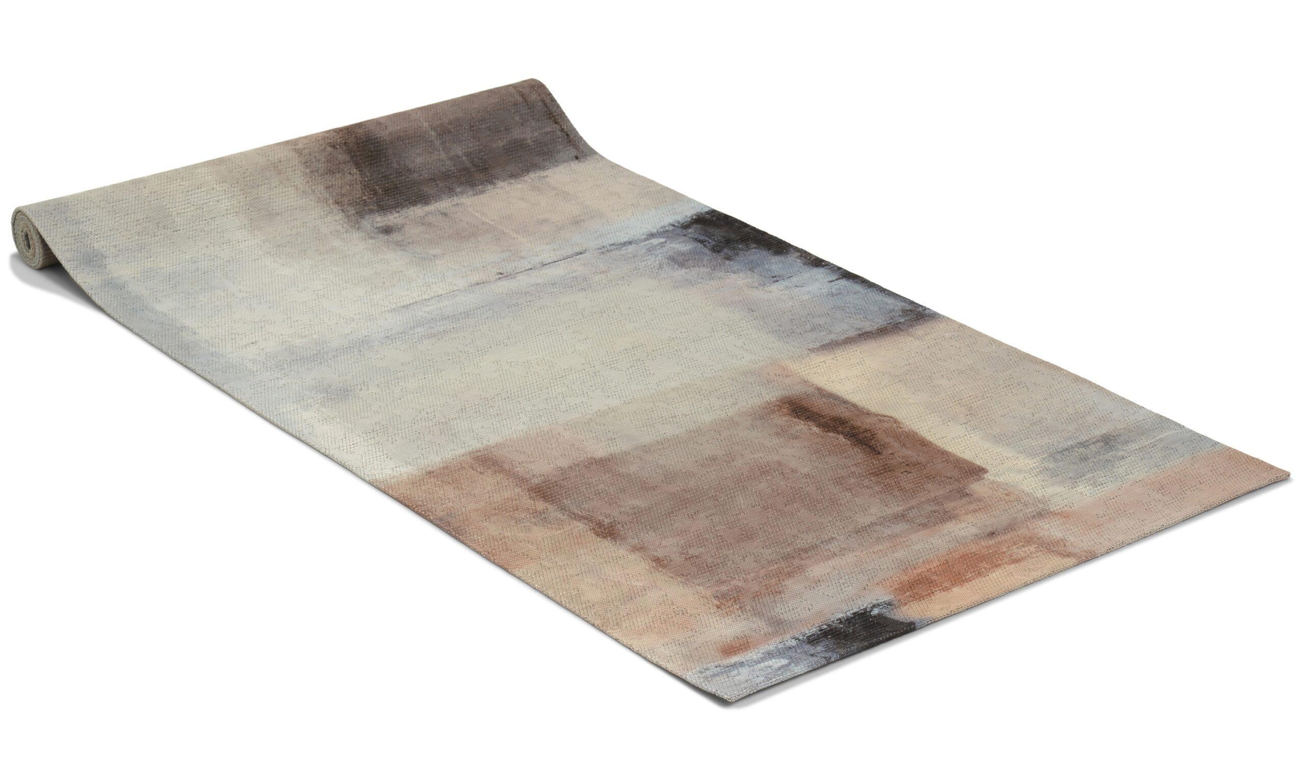 Primera art grå/natur - gangteppe som metervare