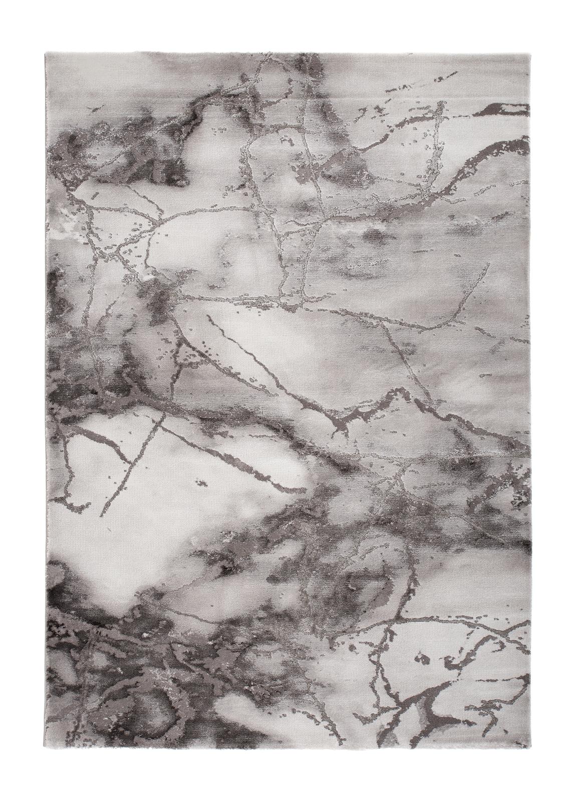 Craft Concrete silver - maskinvevd teppe