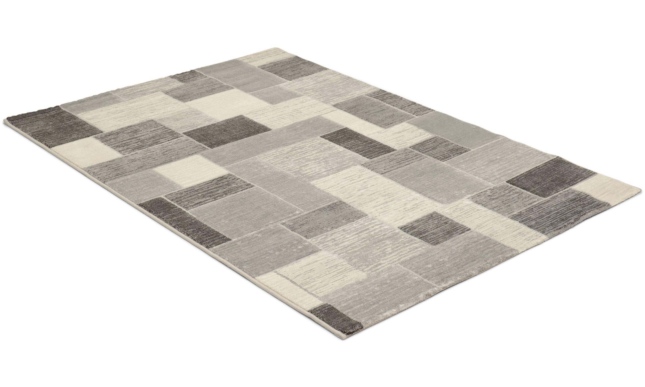 Cazzaro grå - maskinvevd teppe