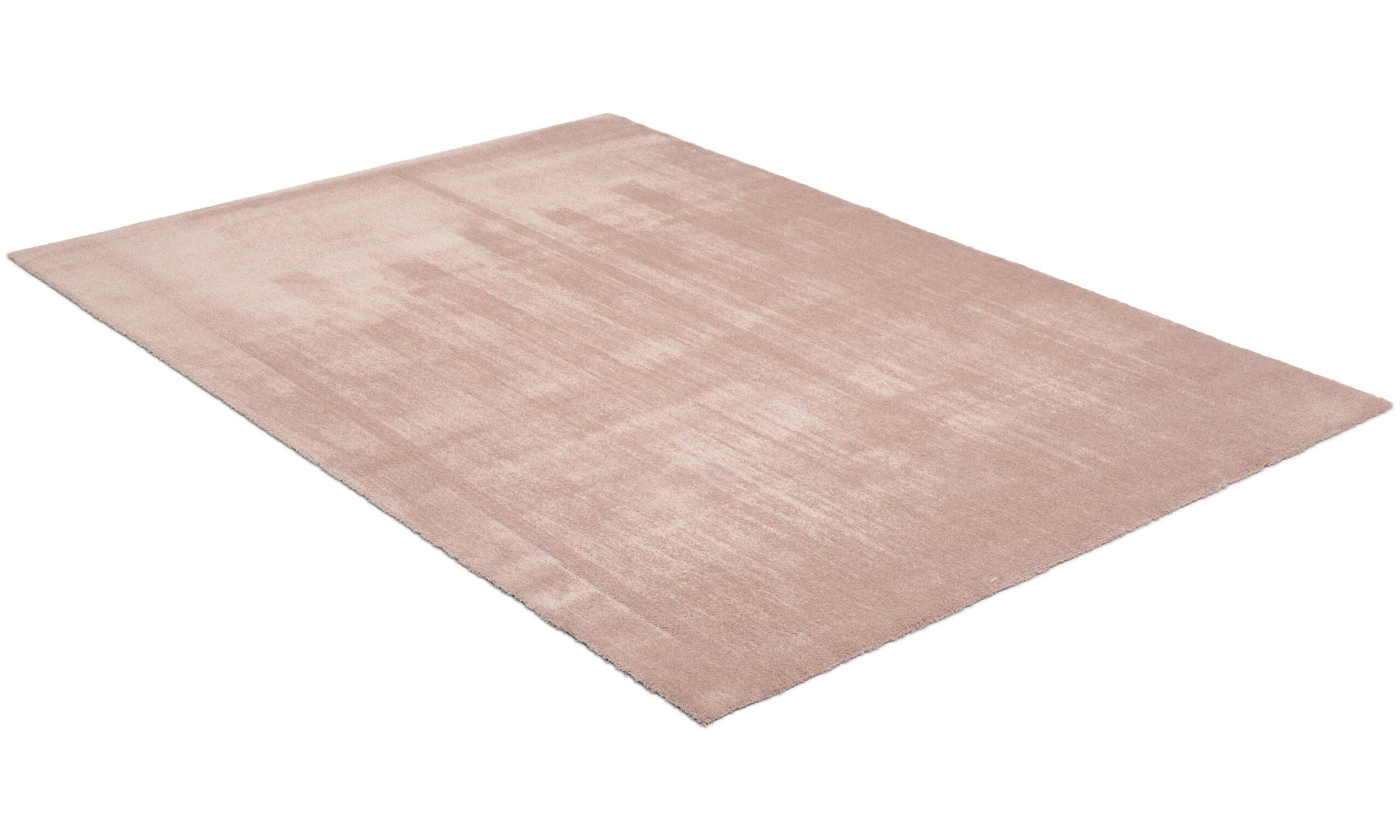 Feel rosa - maskinvevd teppe