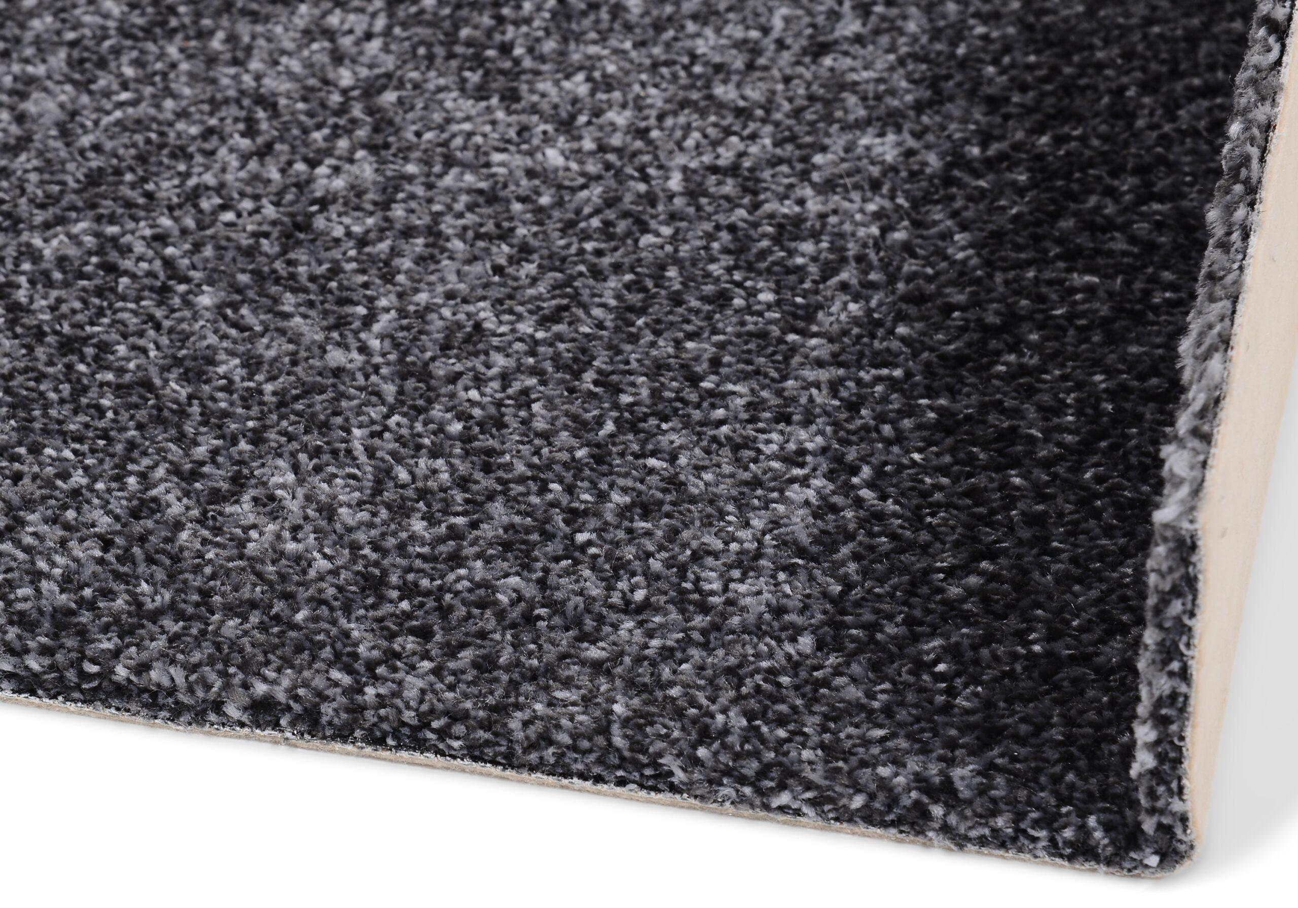 Bristol mørk grå 276 - vegg-til-vegg-teppe