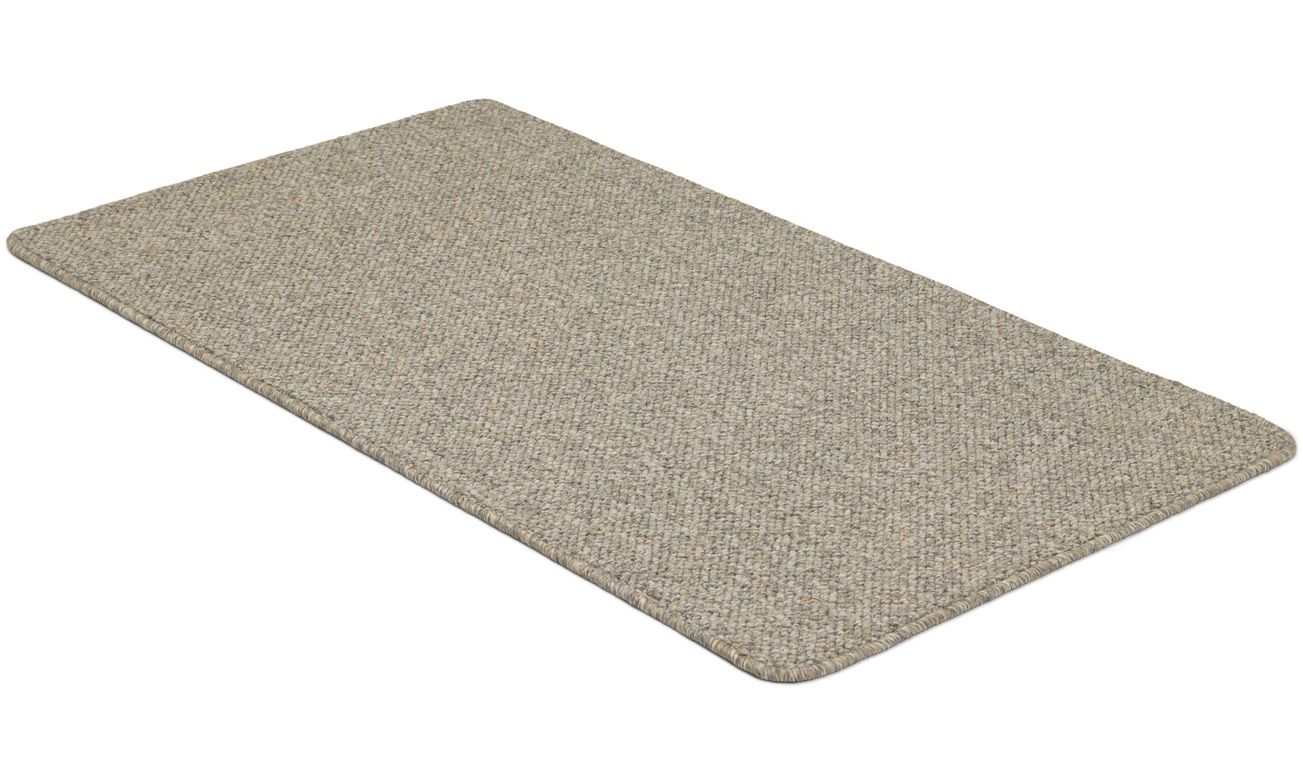 Poseidon grå - maskinlagd teppe