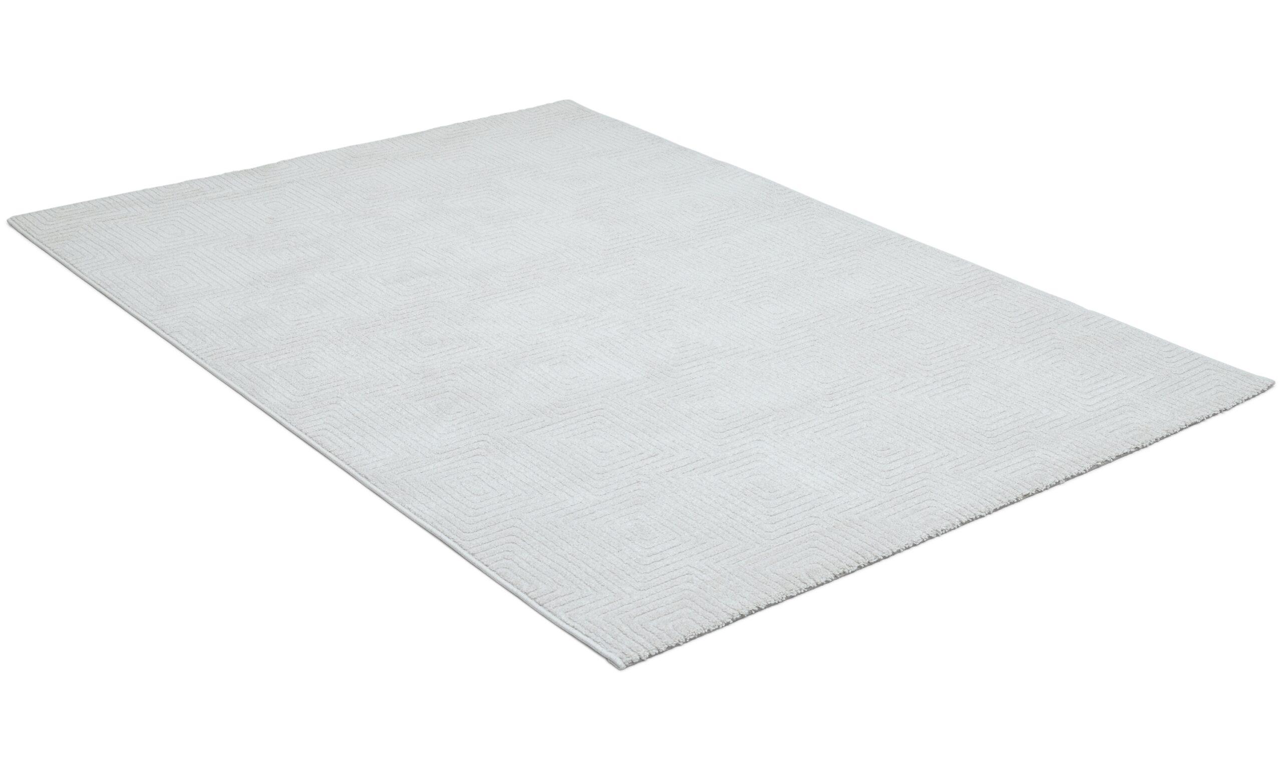Fern offwhite - maskinvevd teppe