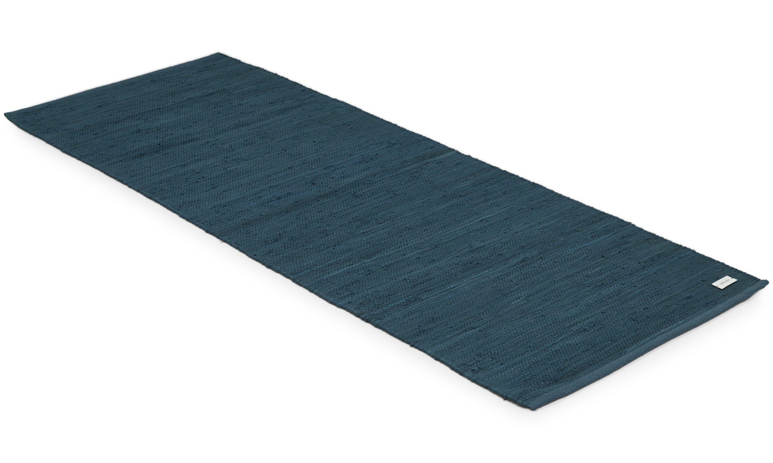 Cotton rug petroleum - fillerye