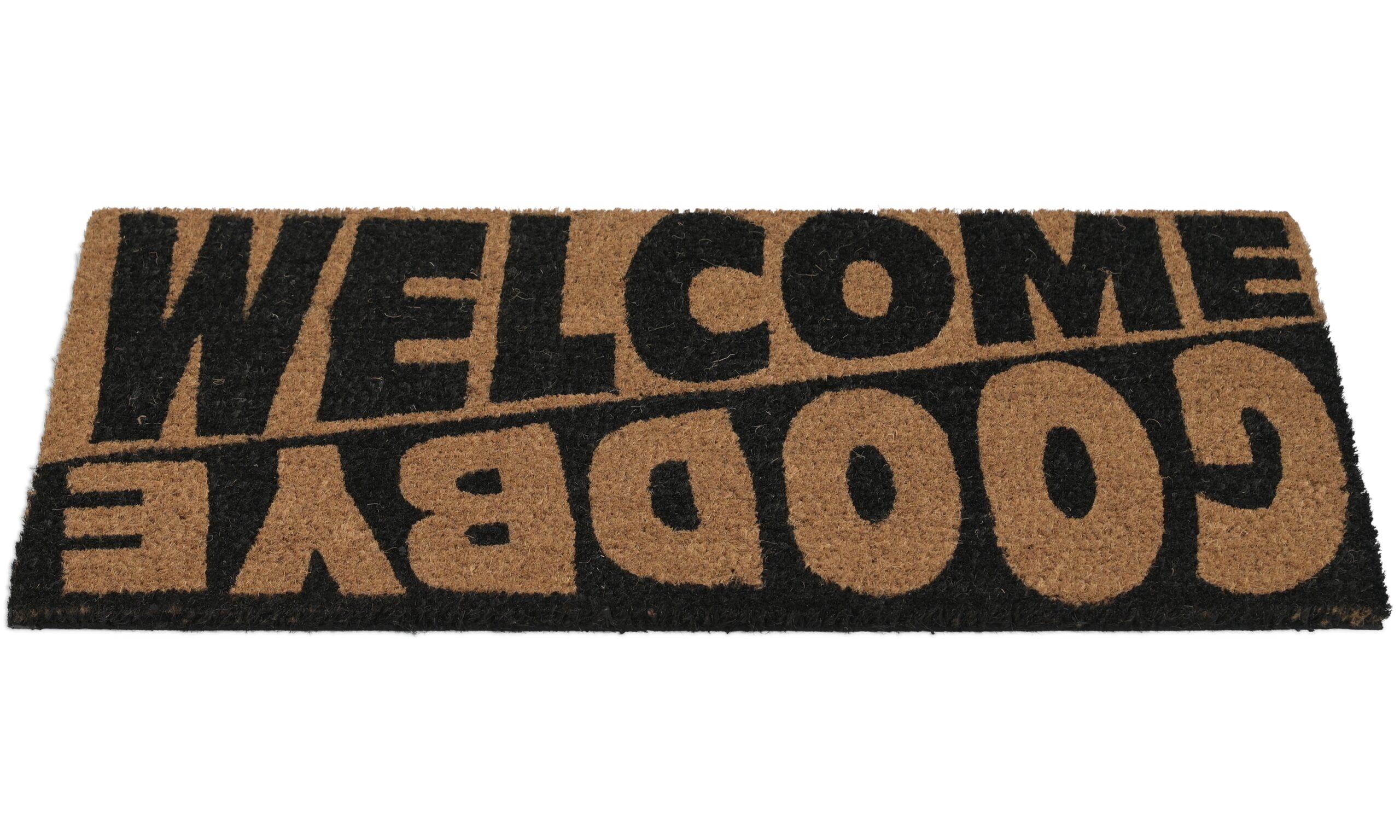 Kokos Welcome - dørmatte