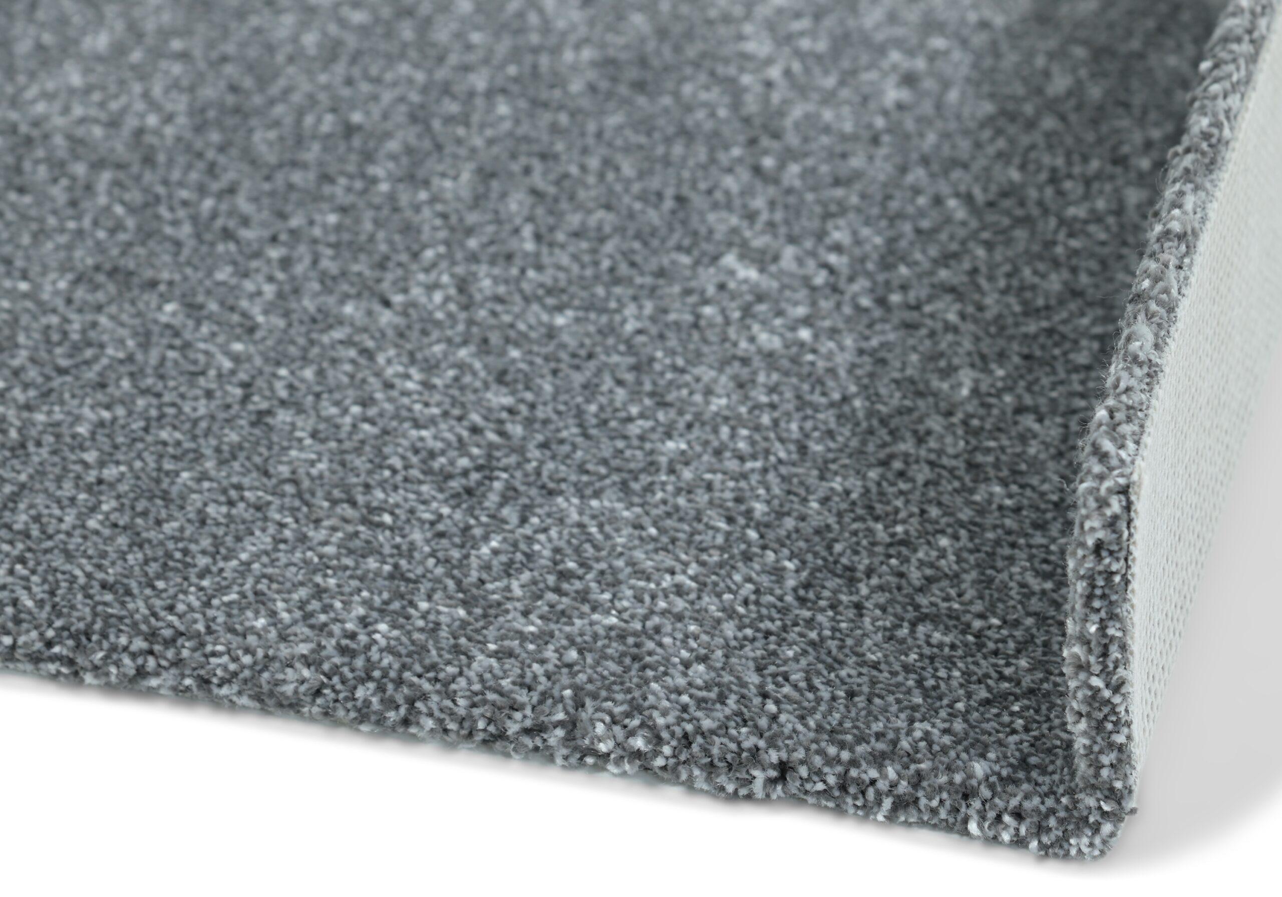 Wellington mørkegrå 76 - vegg-til-vegg-teppe