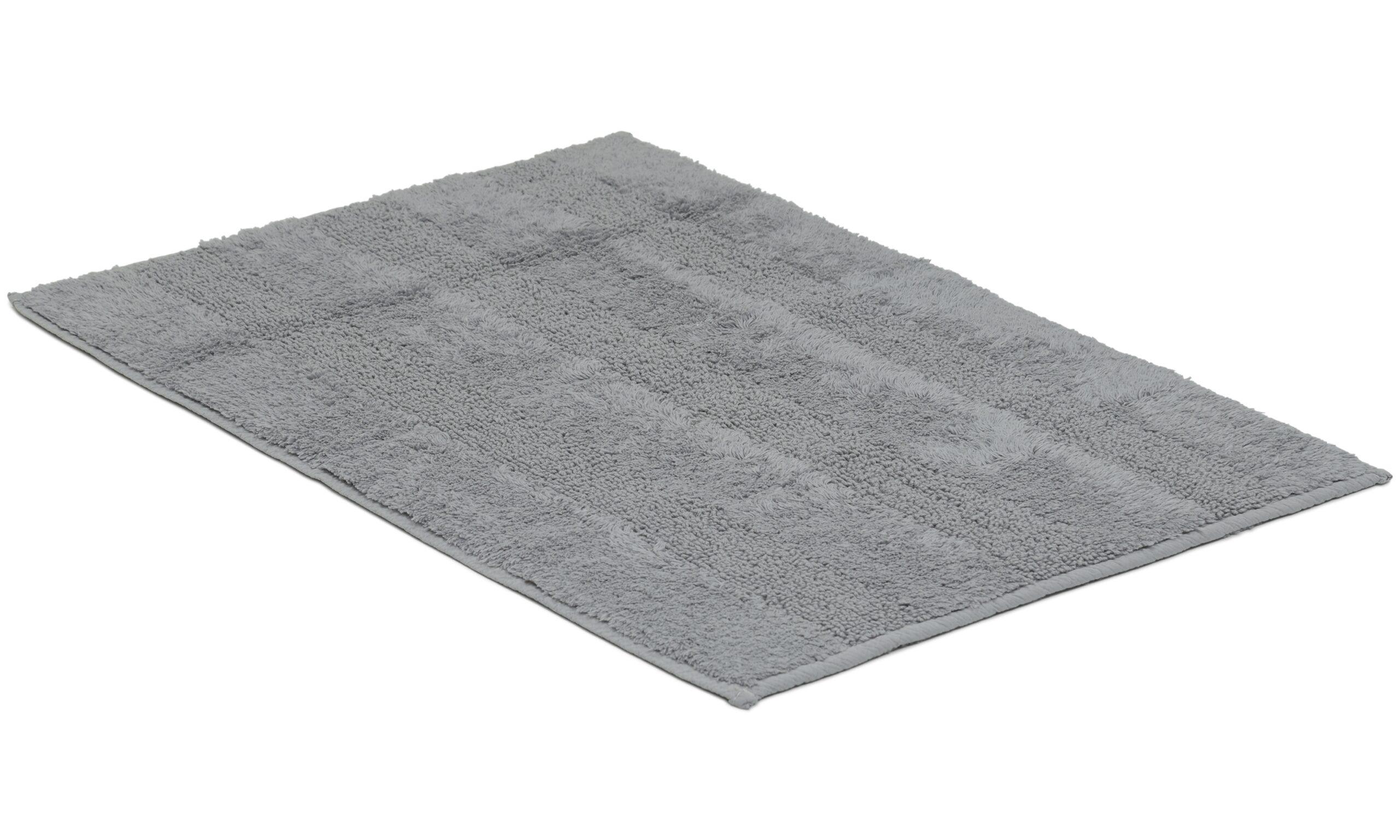 New Plus magnetic grey - baderomsmatte