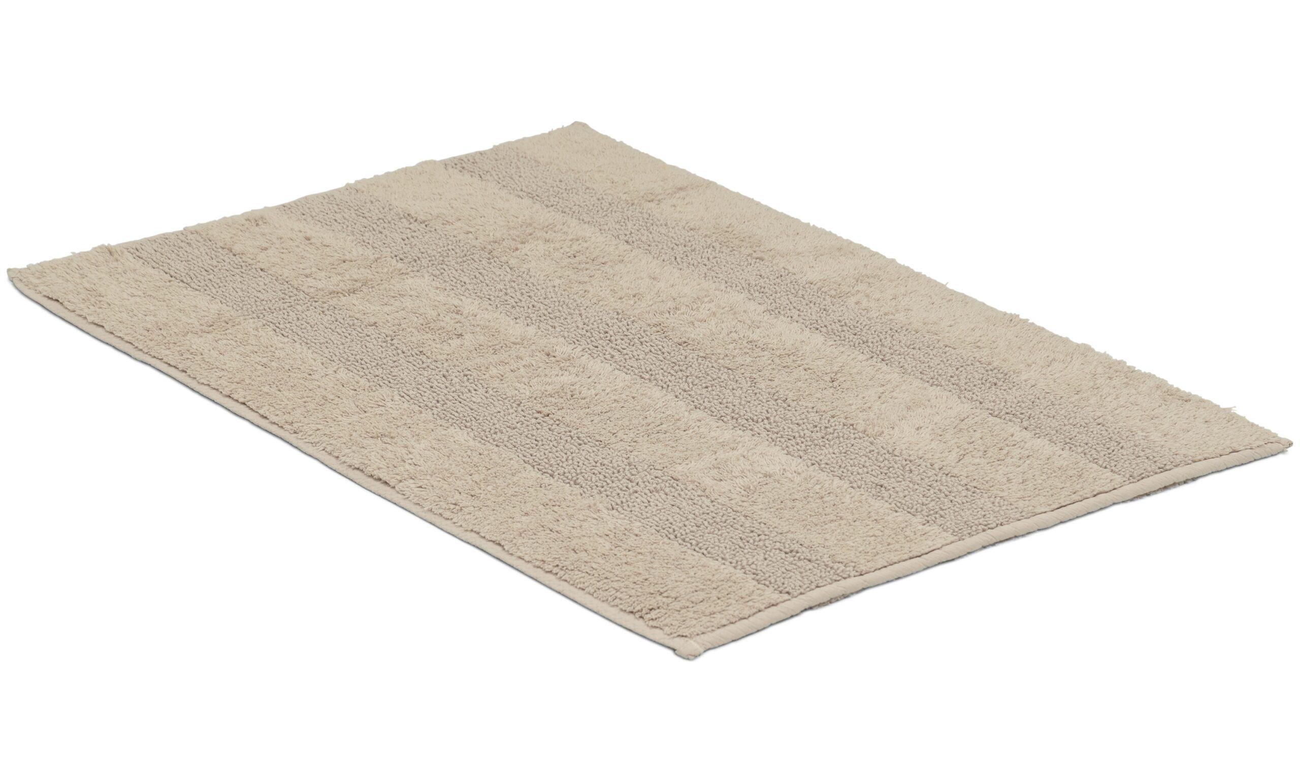New Plus linen - baderomsmatte