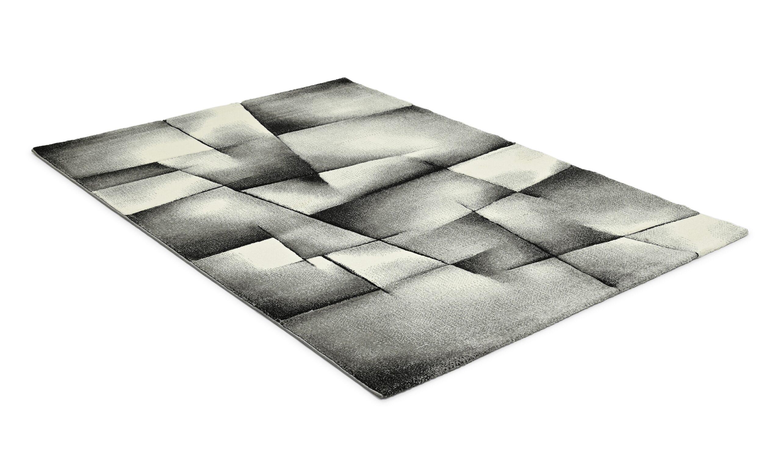 Lucara trend grå - maskinvevd teppe