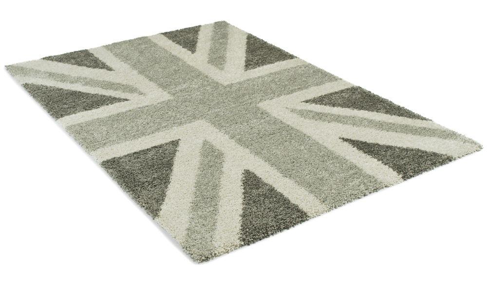 UK 8 grå wiltonteppe