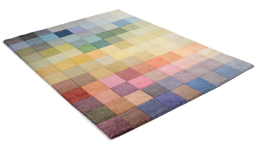 Palett - håndlaget teppe