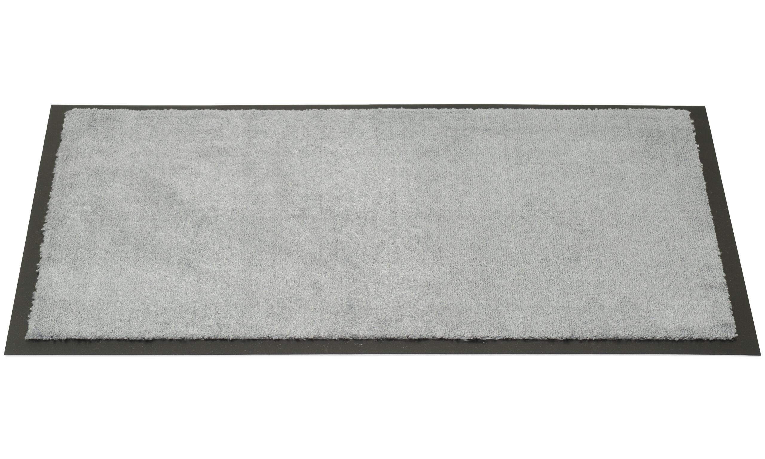 Softy grå - dørmatte