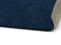 Las Vegas marineblå 180 - vegg-til-vegg-teppe