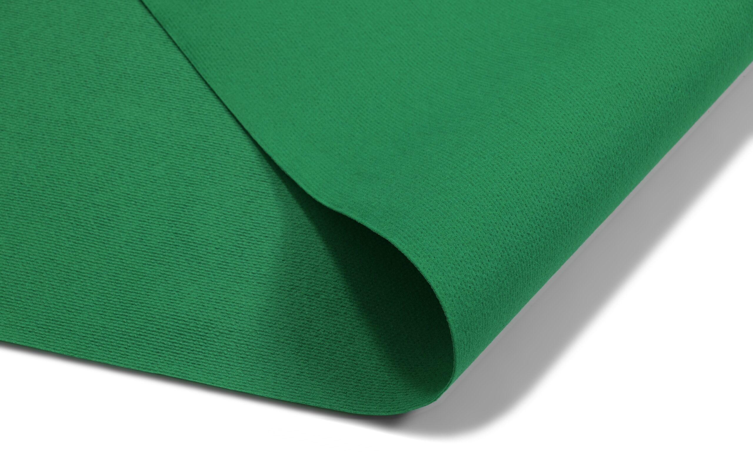 Expo grønn 510 - nålefiltsteppe - 200 x 5000 cm