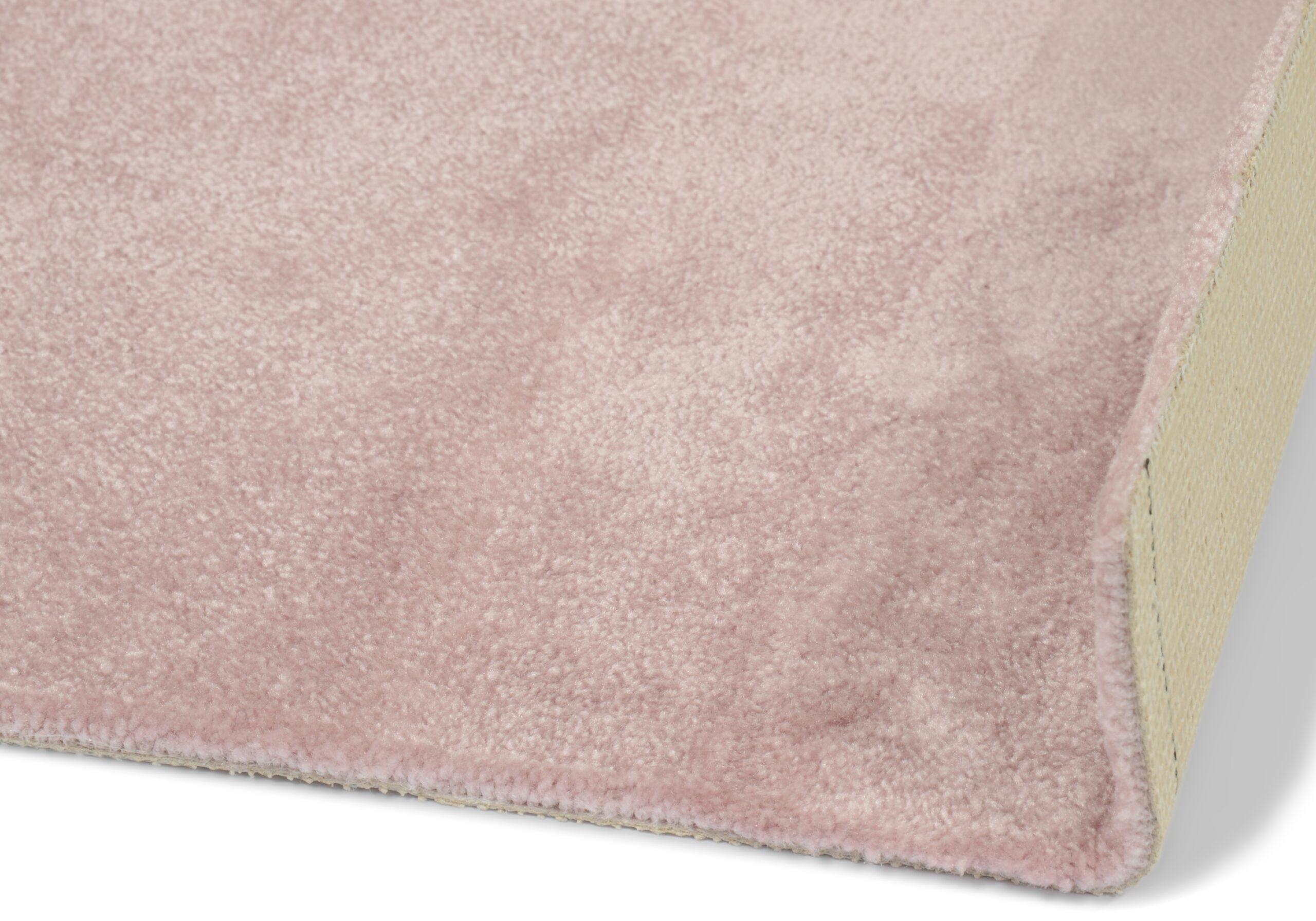 Nice rosa - vegg-til-vegg-teppe