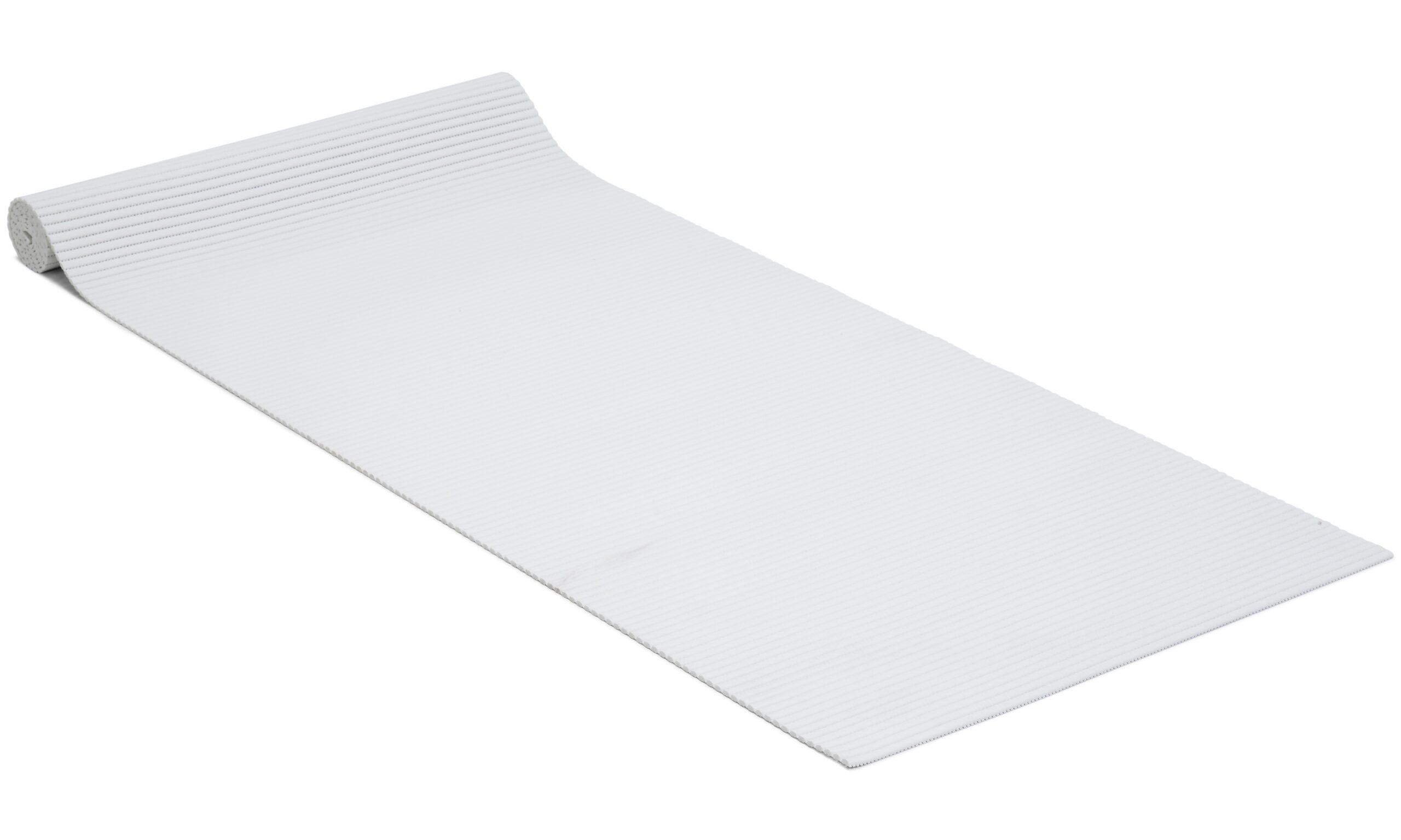 Sympa Nova solid hvit - metervare
