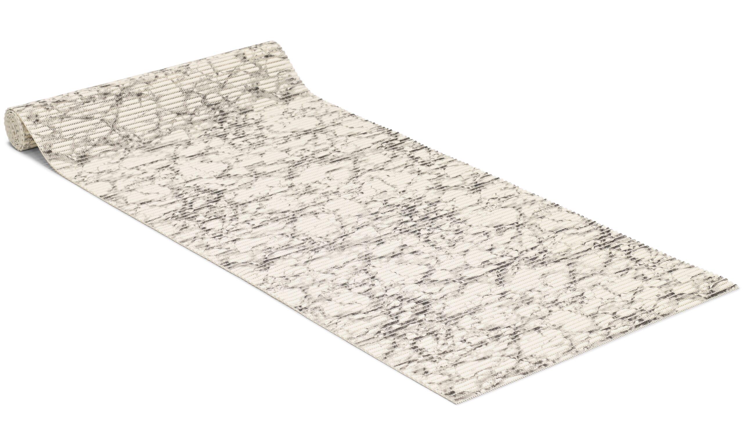 Aquamat marmor grå - metervare