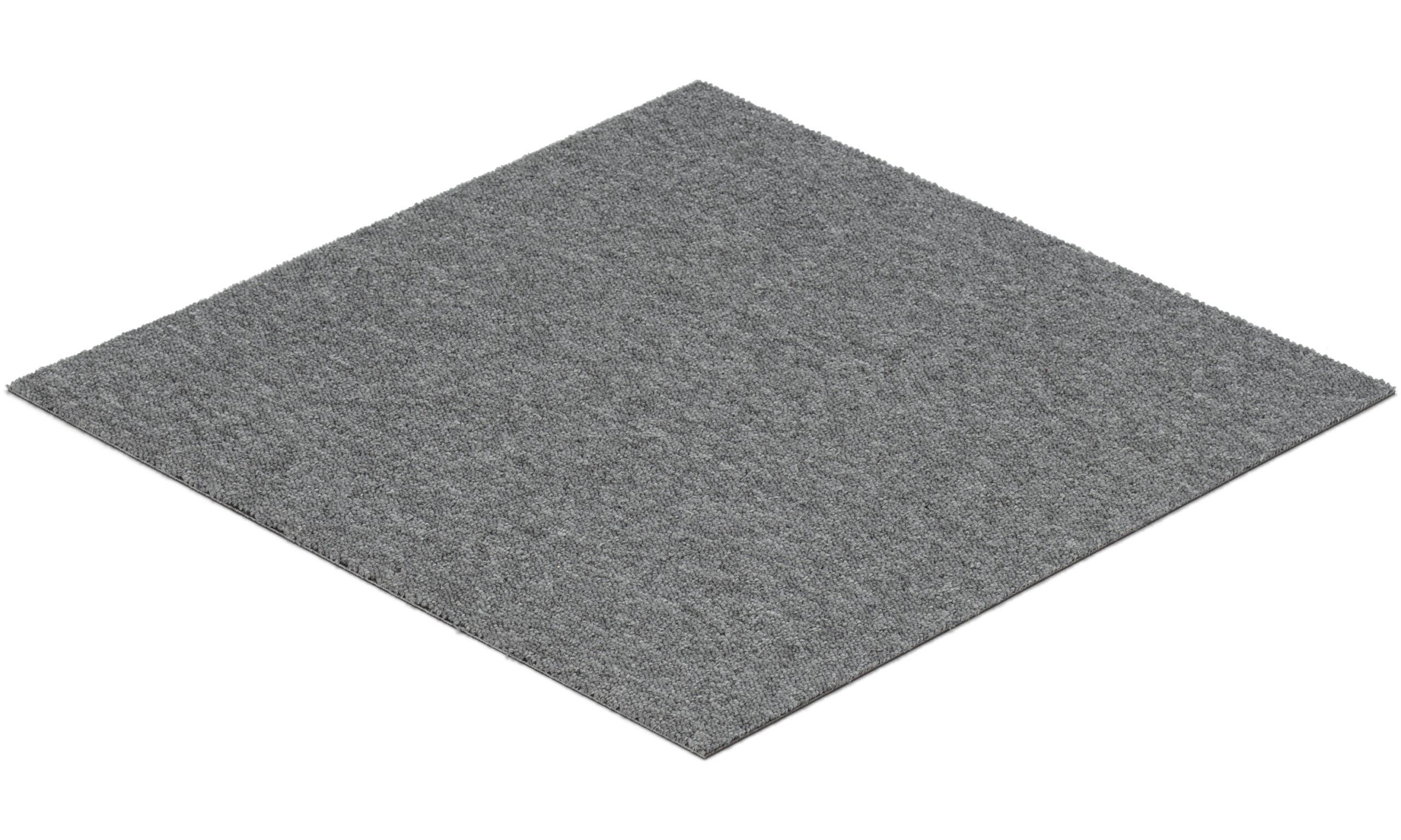 Quebec grå - teppeflis