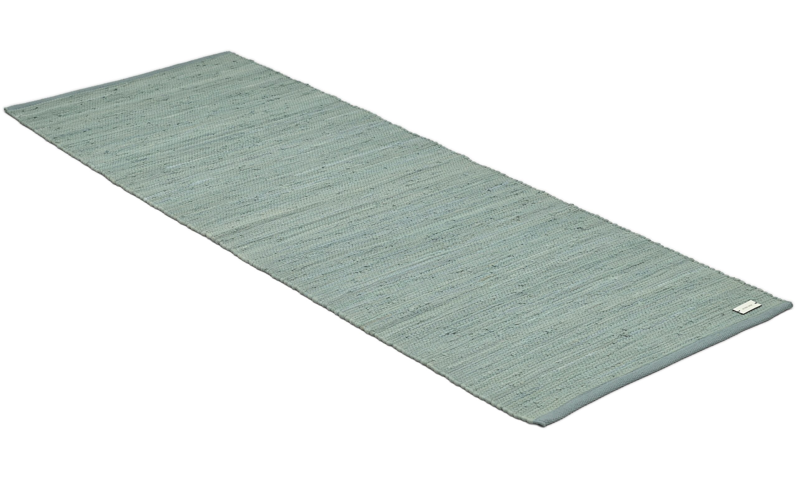 Cotton rug dusty jade - fillerye